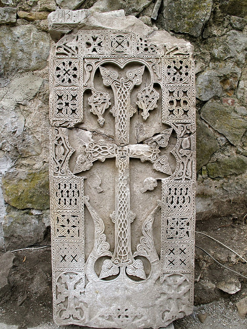 Mayrivank Cross-stone, 12th century