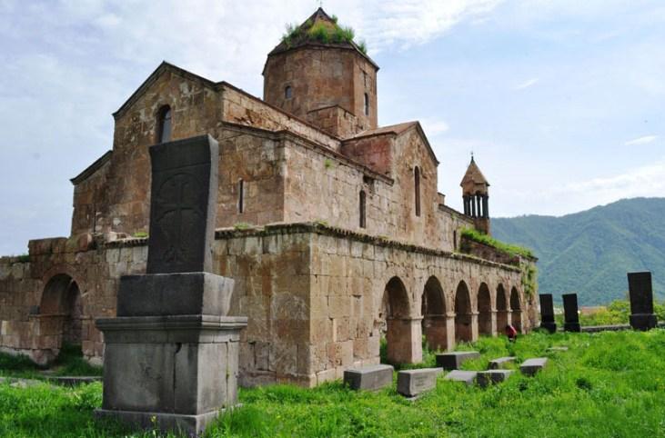 Odzun basilic (6th century), Alaverdi Armenia