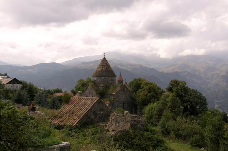 Sanahin Monastery - 10th century