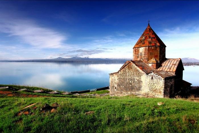 Sevanavank Monastery 9th century, Armenia
