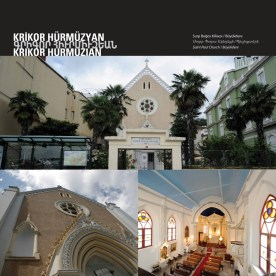 Saint Paul Church by Krikor Hürmüzyan