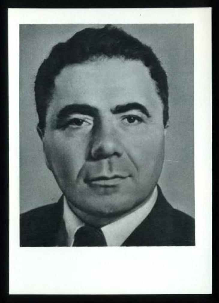 Viktor Ambartsumyan Soviet Armenian scientist