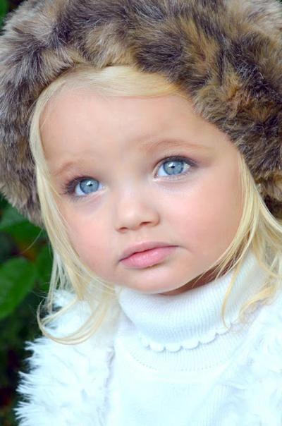 Живая кукла Айра Браун