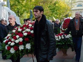 Похороны Вячеслава Иванькова. Фото ©AFP
