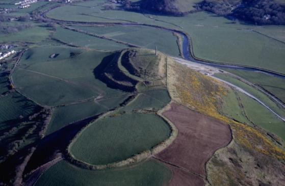Image result for pen dinas hillfort
