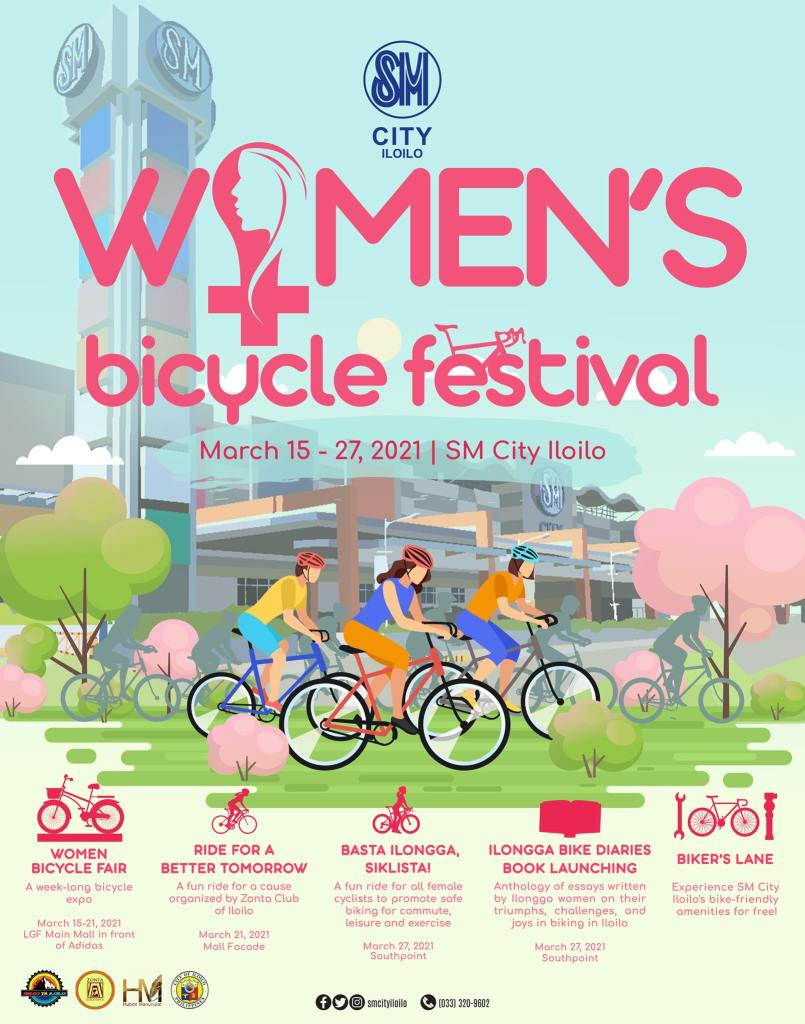 Womens Bicycle Festival