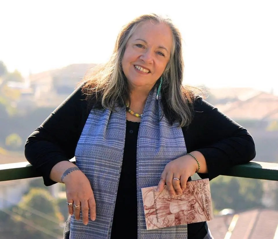 Odilia Galvan Rodriguez headshot