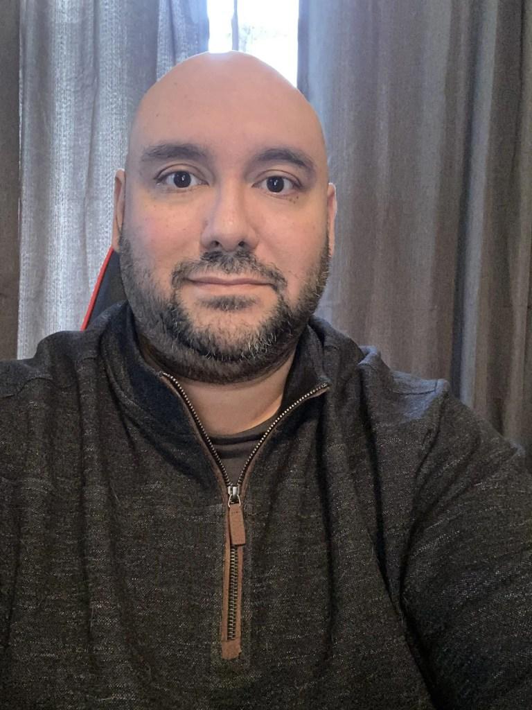 Christopher Carmona headshot