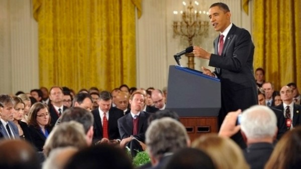 Obama Faces Harsher Media Confrontation During Post ...