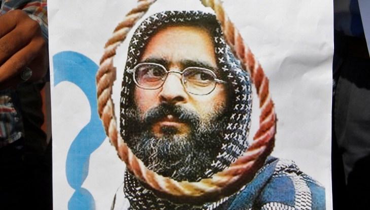 Afzal Guru's spectre still haunts Indian ruling class