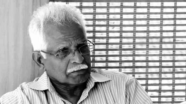 K.N. Ramachandran abducted by unidentified men from Kolkata