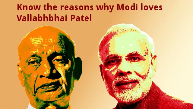 Modi's Fascination with Vallabhbhai Patel