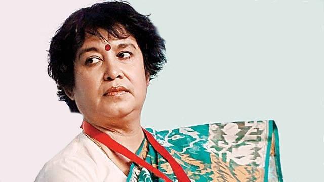 Hypocrisy of Taslima Nasreen on Hindutva terror