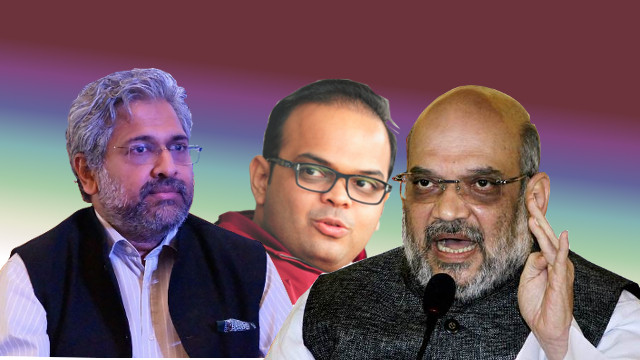 Jay Shah defamation case against The Wire is BJP's attempt to attack free press