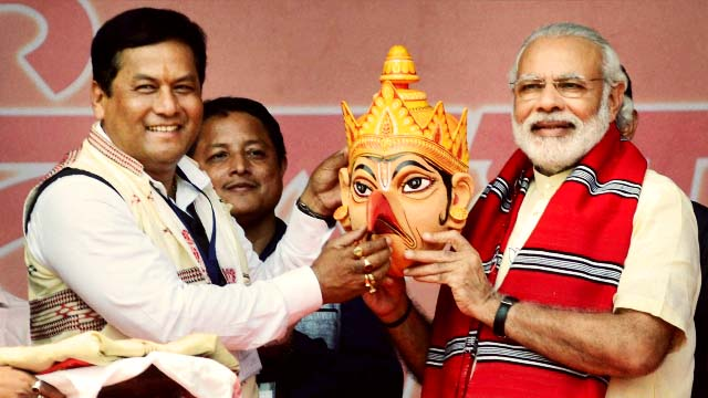 BJP government of Sarbananda Sonowal to force millions of Muslims to exodus to establish absolute hegemony in Assam