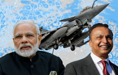 The Rafale Jet Scam
