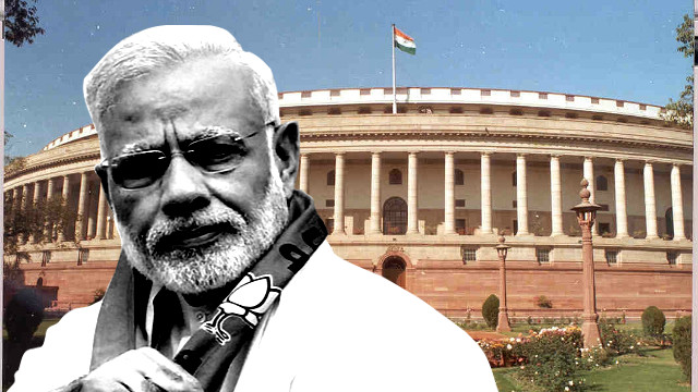 Narendra Modi's democracy