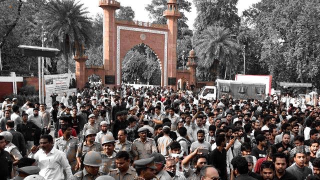 Degradation of Universities Under Saffron Rule