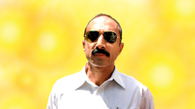 Sanjiv Bhatt Arrested