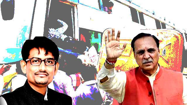 Anti-Migrant Labour Violence in Gujarat