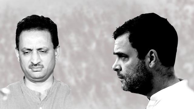 Anantkumar Hegde's attack on Rahul Gandhi