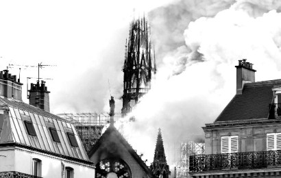 Ouch! Notre Dame; it's beloved and it's pretty