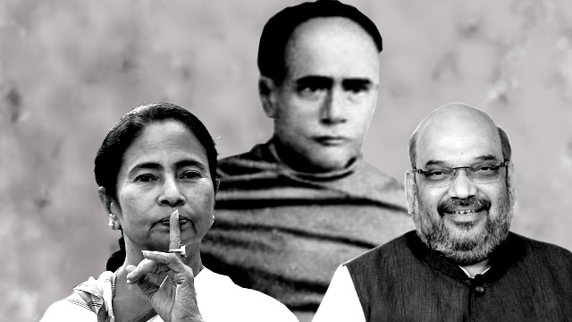 Amit Shah's Kolkata riot instigation is Hindutva fascism's naked aggression on Bengali identity and heritage