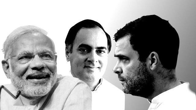 Modi's tirade against Rajiv Gandhi is not just unethical but below-the-belt for a prime minister