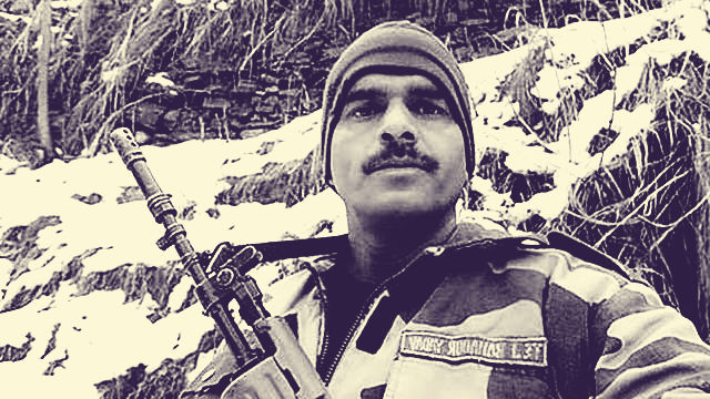 Tej Bahadur Yadav's nomination rejection is a sign of insecure Modi's soldier-phobia