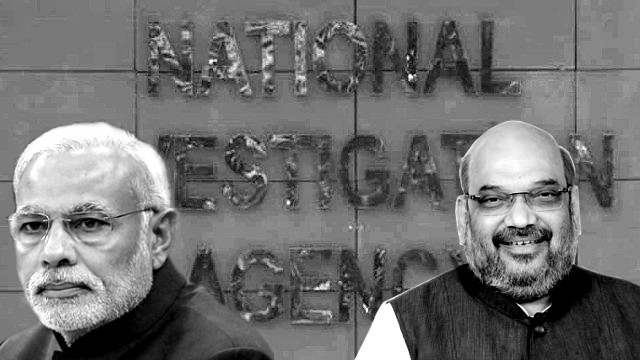 NIA Bill passed by the Lok Sabha will make the agency Modi-Shah's neo-Gestapo