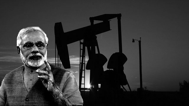 Oiled Modi in Houston ties India's energy security with neo-colonial Texas oil cartel