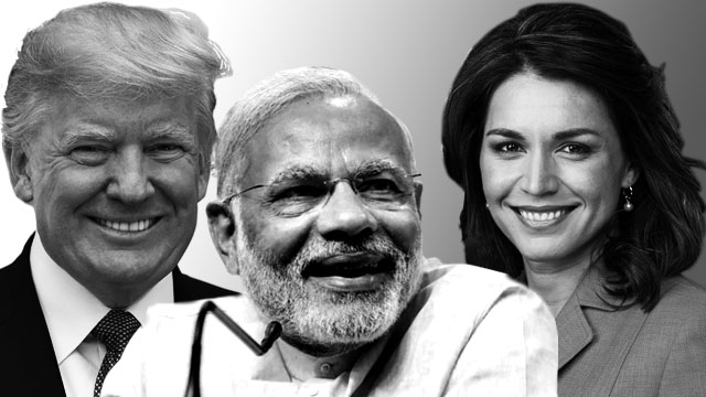 Howdy Modi polarised US politicians and exposed crypto-fascists like Tulsi Gabbard