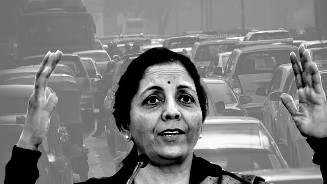 Nirmala Sitharaman and the melancholy of the Indian economy