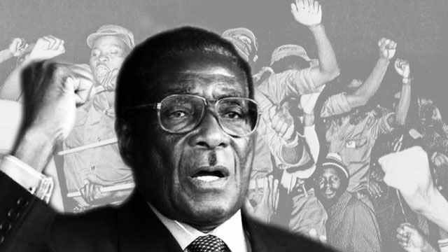 Robert Mugabe, the black people's hero and villain for the west