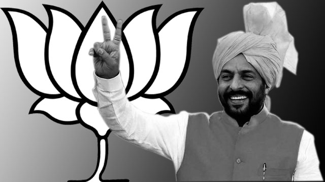 Gopal Kanda is the new lotus to bloom in the BJP's mire