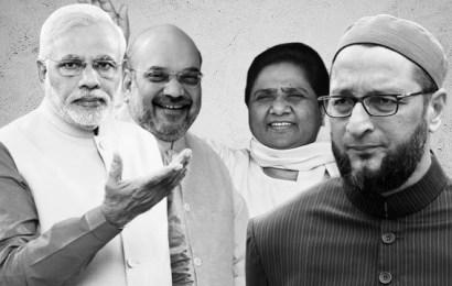 Killing the host, the BJP-AIMIM style