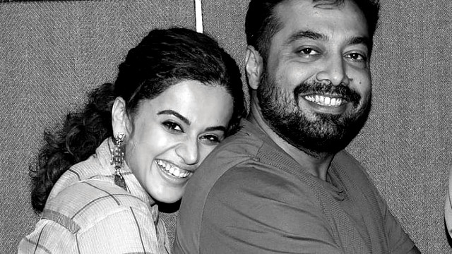 IT raids on Anurag Kashyap and Taapsee Pannu: Modi's vengeance against his critics