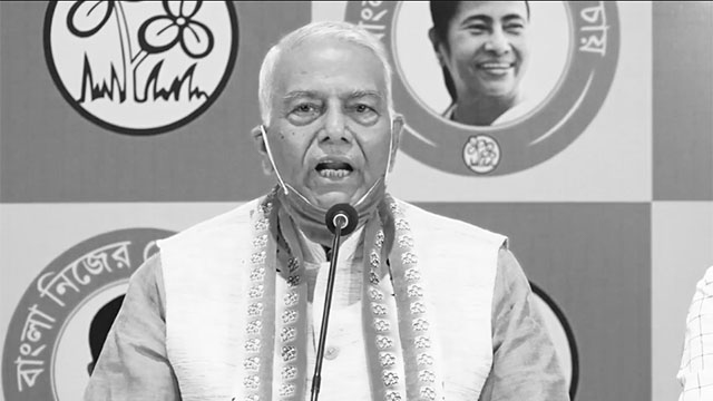 Yashwant Sinha joining the TMC won't have much impact on Bengal polls