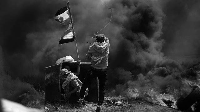 Zionist Israeli terrorist attacks on Palestinians call for stronger resistance