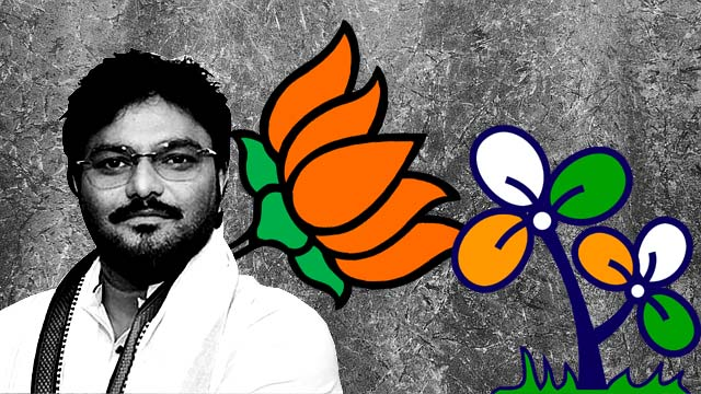 Babul Supriyo joining the TMC exposed Mamata's tryst with Hindutva fascists