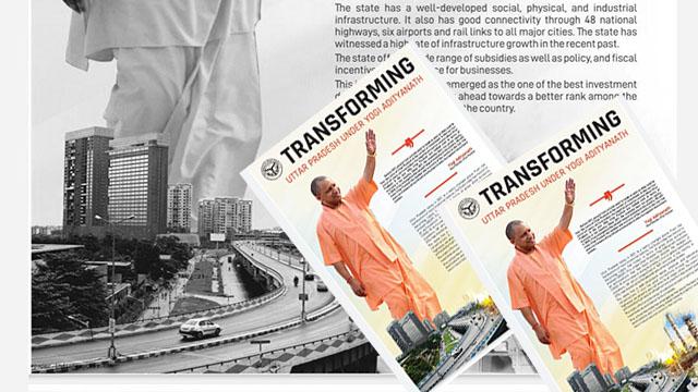 How Yogi's Kolkata flyover ad gaffe exposed Indian media's editorial bankruptcy?