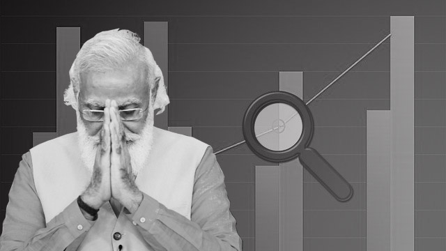 The enigma of 20.1% GDP growth in Q1 FY 2021-22 shows how common sense died