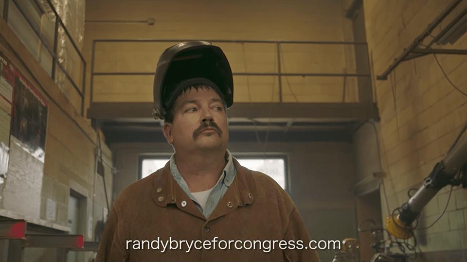 Iron worker Democrat Randy Bryce is Trump and Ryan's worst nightmare