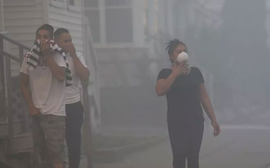 Massachusetts gas explosions reveal infrastructure decay and negligence