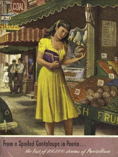 Mary Robeson aka Moldy Mary