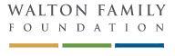 walton foundation