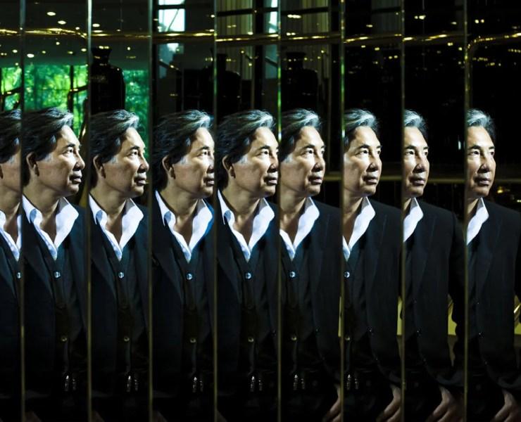 Portrait de Kenzo Takada © Claus Lehman