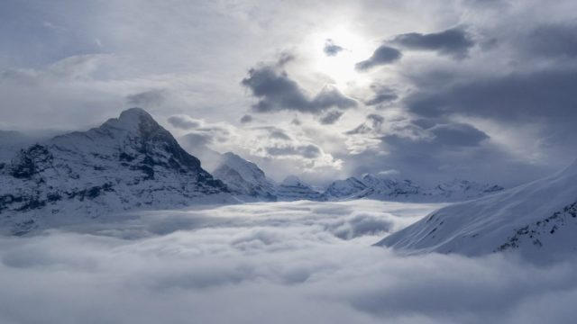 Glaciar Grindelwald
