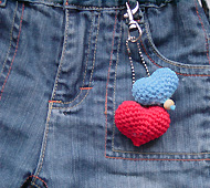 cute heart by pepika