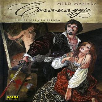 Manara y Caravaggio
